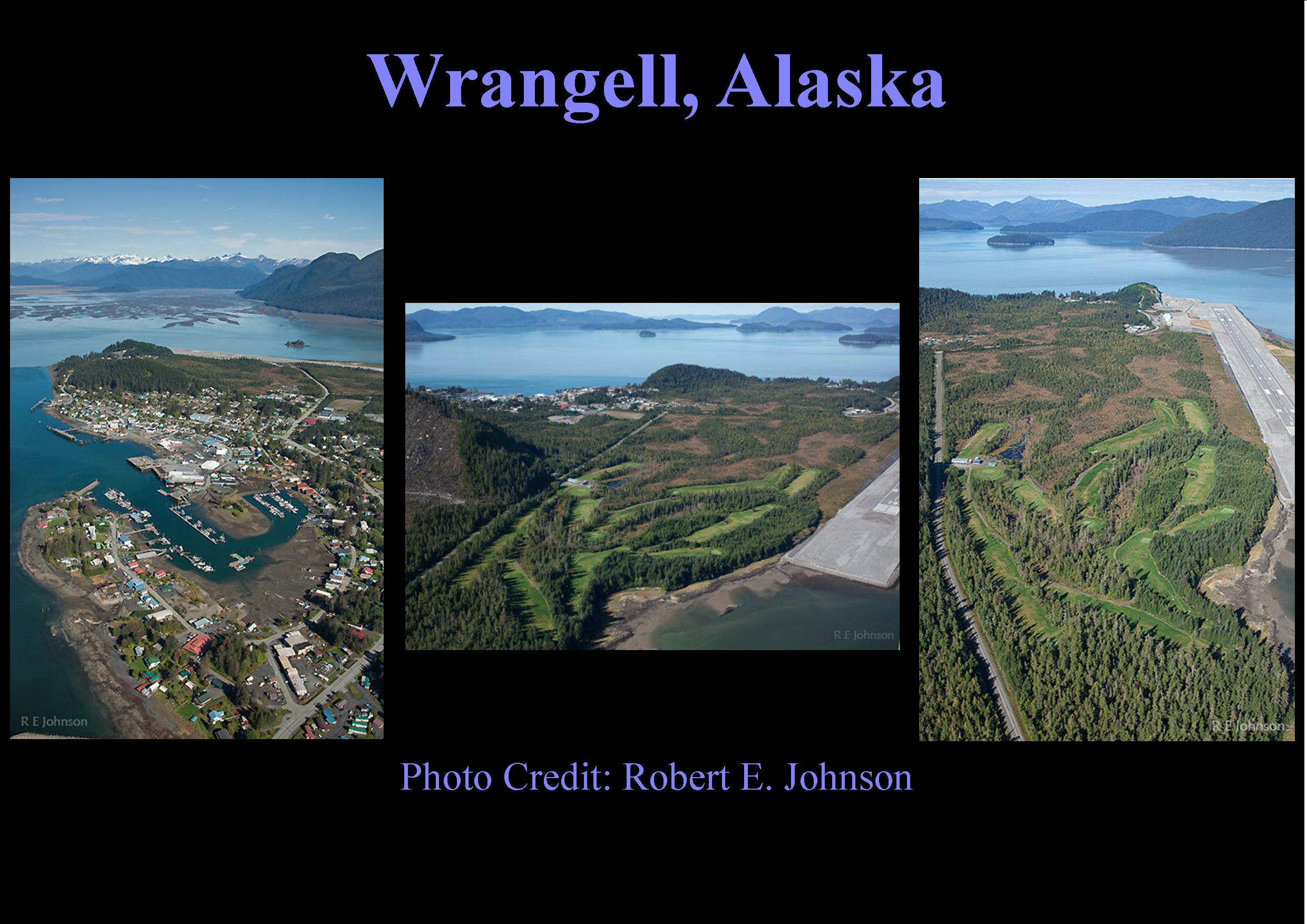 R.E.Johnson Wrangell